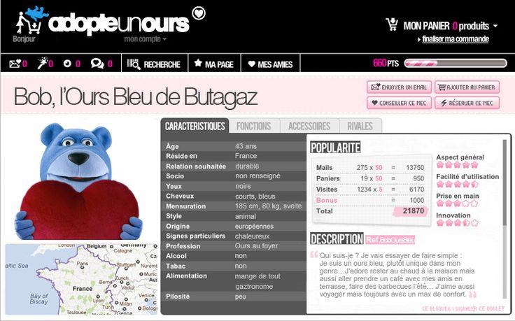 #bob #adopteunours