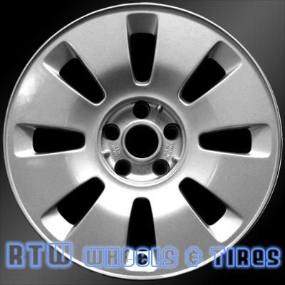"Audi Allroad oem wheels for sale 2001-2003. 17"" Silver rims 58734 - http://www.rtwwheels.com/store/shop/audi-allroad-oem-wheels-for-sale-sparkle-silver-58734/"