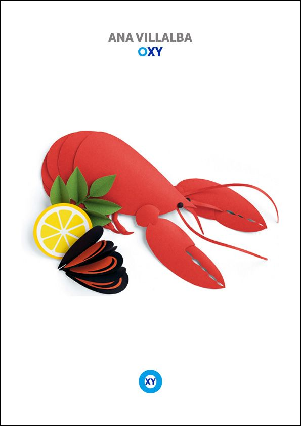 ANA VILLALBA / Food Illustration / @ : oxy-illustrations@orange.fr