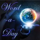 Browse Events By Category: Word-a-Day