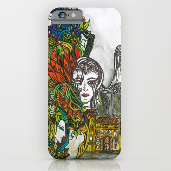 Dreamland iPhone iPod or Samsung Galaxy case