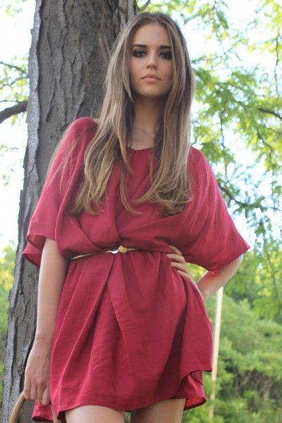 Clara Alonso-fashion+hair+makeup=beauty