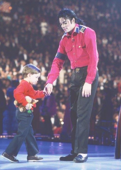 Michael Jackson 1991 - 2000 / Heal the World