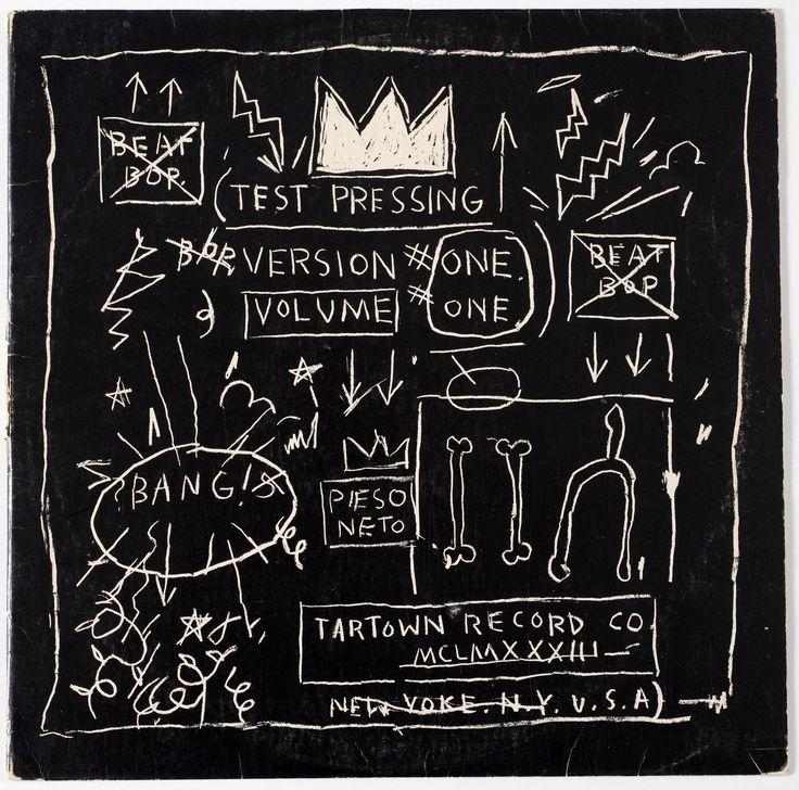 Basquiat: Boom for Real – Barbican Art Gallery, London, UK