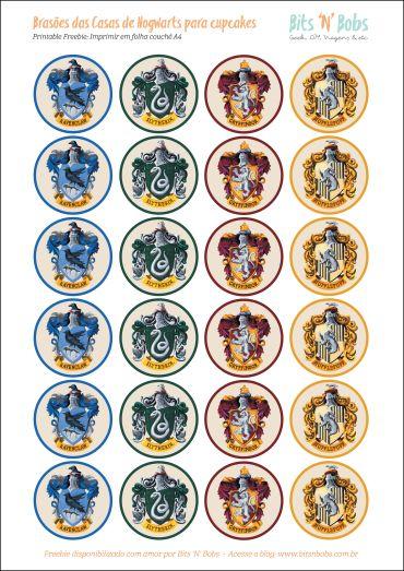 badges das casas