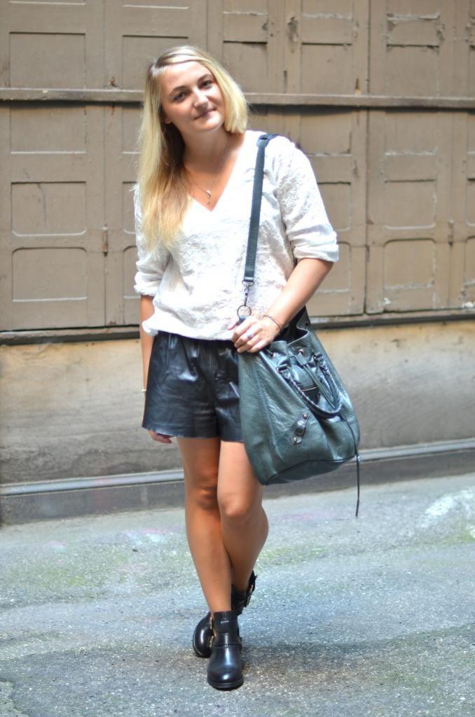 ♡ Blog Mode Lyon Paris Grenoble Balenciaga pompon