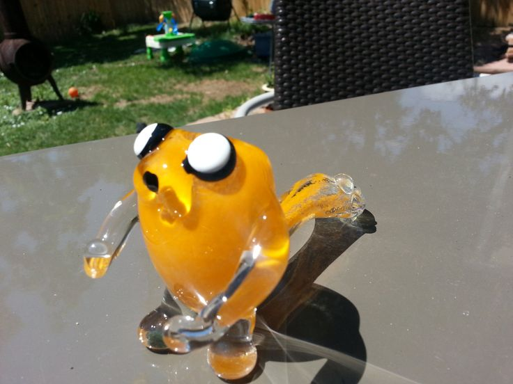 Adventure Time Jake the Dog Sherlock by endioDesigns on Etsy, $42.00
