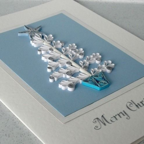 """Who knew the age-old art of quilling was so easy! I can't wait to try this card. FYI...I ordered a small hand-crank paper shredder from Amazon-it turns out perfect 1/4"""" strips!"""