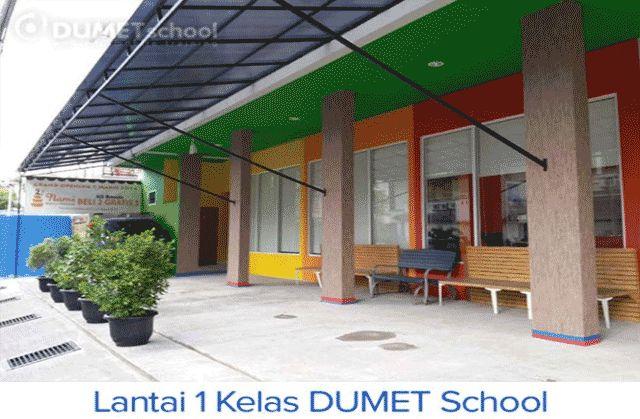 Ruangan Kelas Murid DUMET School Tempat Kursus Website, SEO, Desain Grafis Favorit 2015 di Jakarta