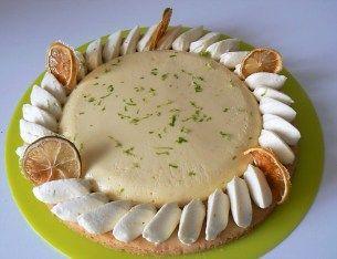 Tarte au citron-yuzu selon Christophe Michalak