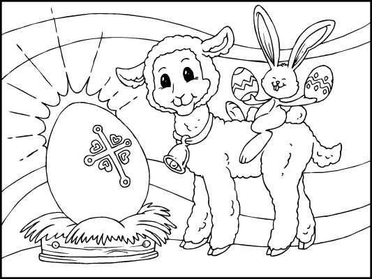 11 best free easter coloring pages images on pinterest easter bunny crayons and easter eggs