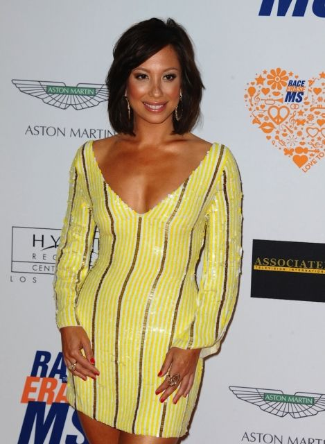 'Dancing with the Stars' professional Cheryl Burke responds to weight critics | TheCelebrityCafe.com