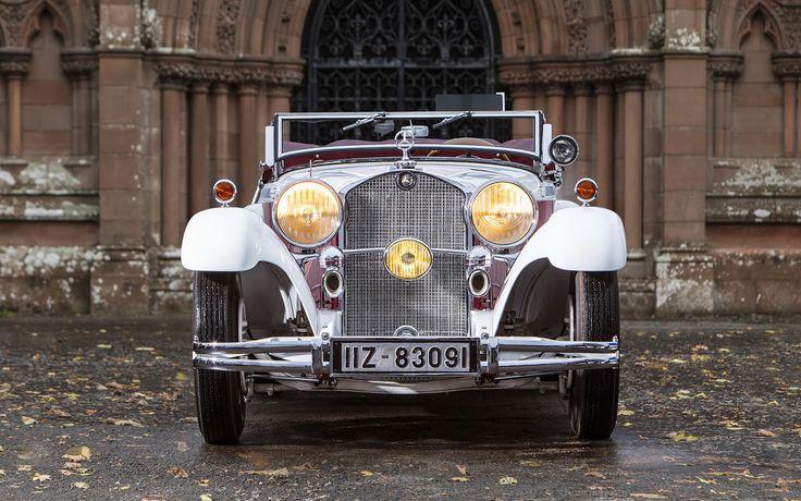 1931 MercedesBenz 15/75 HP Mannheim 370 S SportCabriolet