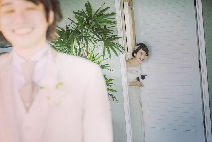 結婚式でファーストミートをするときに撮りたい写真まとめ   marry[マリー]