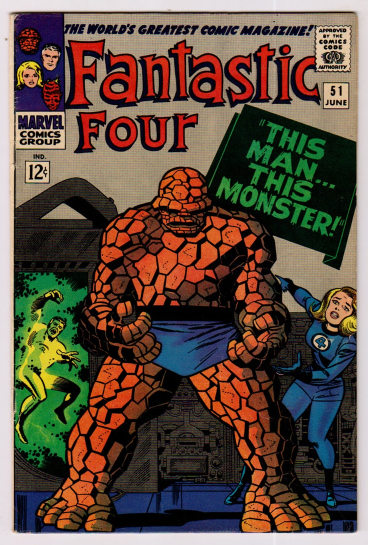 Fantastic 4 Cartoon Characters : Images about the thing on pinterest stan lee marvel