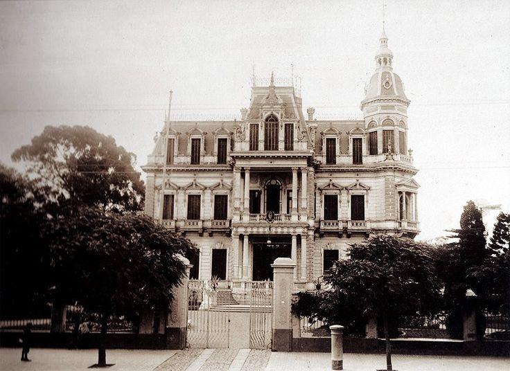 Patrimoño demolido de la Ciudad de Buenos Aires , Arquitectura Argentina
