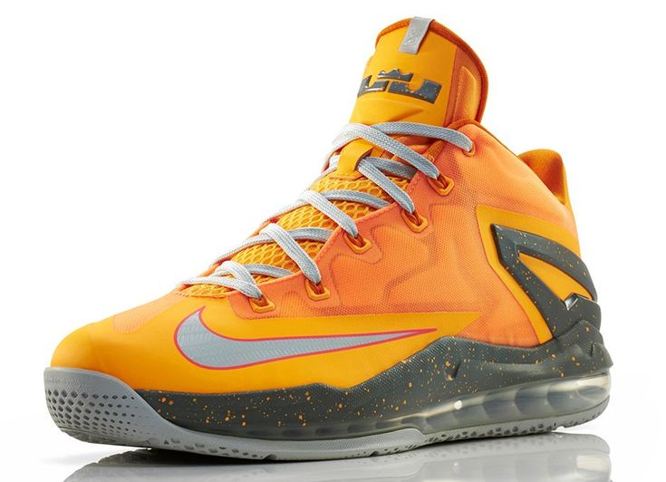 check out aa01b 938f0 ... Nike Lebron 11 low Atomic mango ...