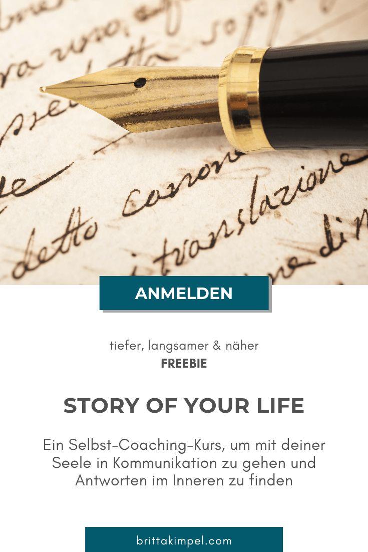 GRATIS-KURS Mit Selbstreflexion & Selbstcoaching zu mehr Klarheit – Britta Kimpel