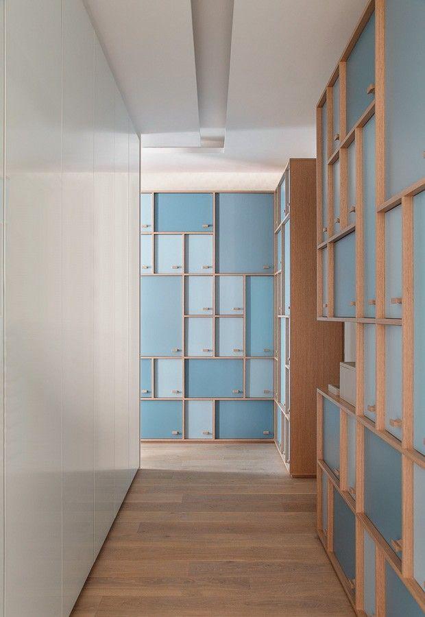 10 ideias para decorar o corredor