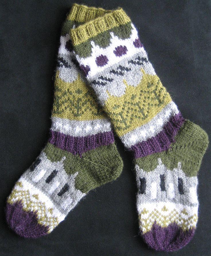 Socks <3  https://www.facebook.com/handmadebymemmu/  #muitaihaniatalvisukat