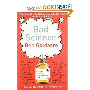 Bad Science: Ben Goldacre