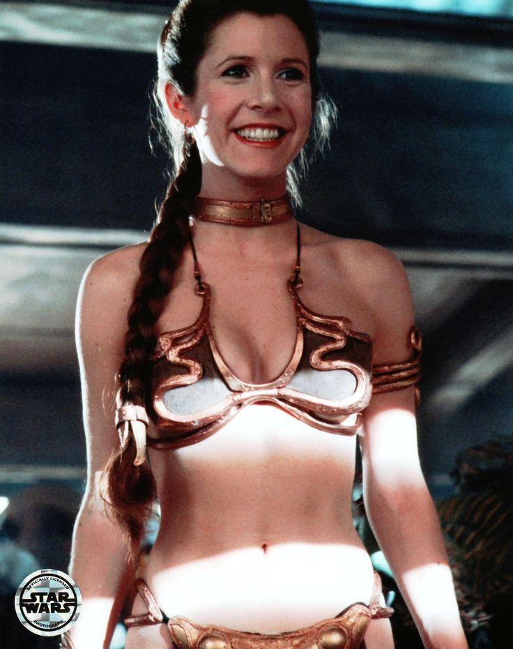 La princesse Leia et sa tenue d'esclave sexy, Disney n'en veut plus | Le Journal du Buzz