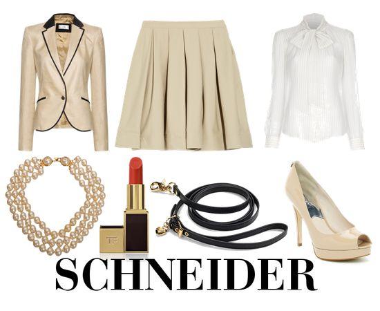 Look inspirado no Christoph Schneider (ou Frau Schneider) do Rammstein.