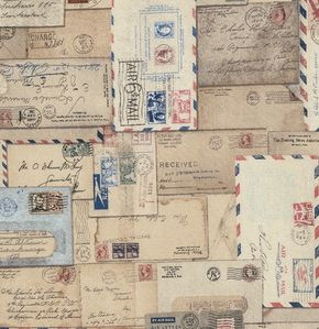 Eclectic Elements - Correspondence I - Letter Neutral