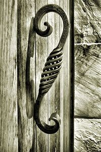 Hand Forged Knocker