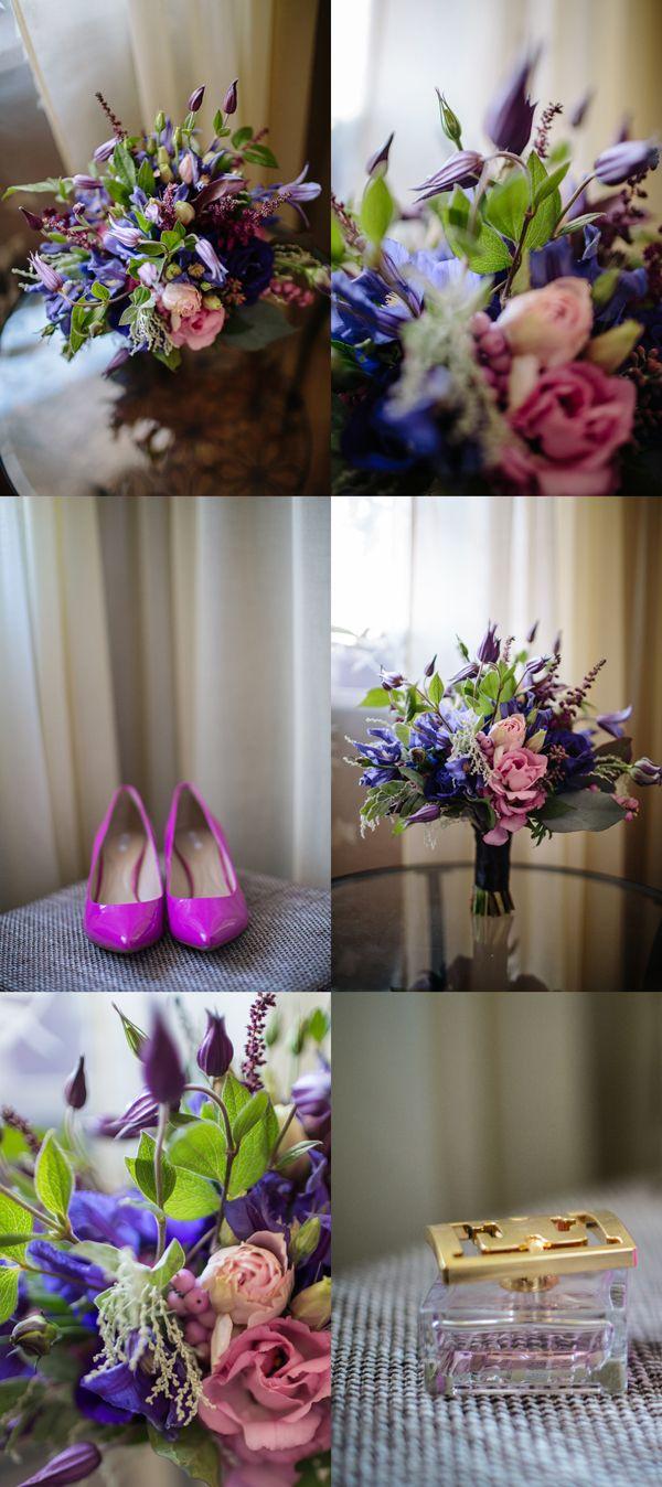 Autumn wedding bouquet <3