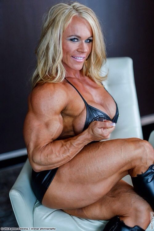 from Adrien arab female body builders