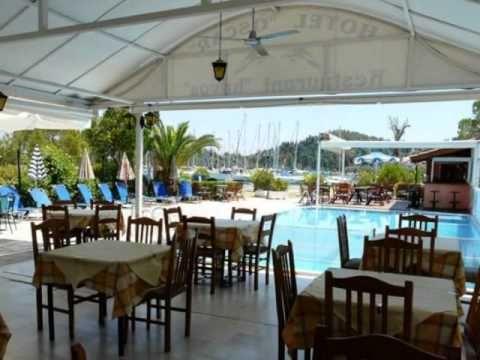 Oscar Hotel Ενοικιαζόμενα Δωμάτια Νυδρί Λευκάδα