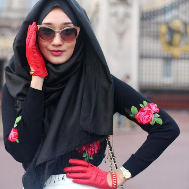 The Merchant Daughter Dian Pelangi Muslimah fashion inspiration