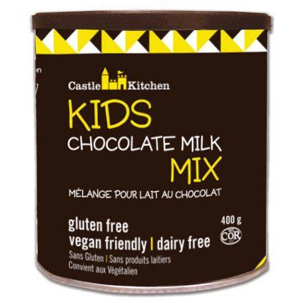 Castle Kitchen Kids Vegan Chocolate Milk Mix - 400g