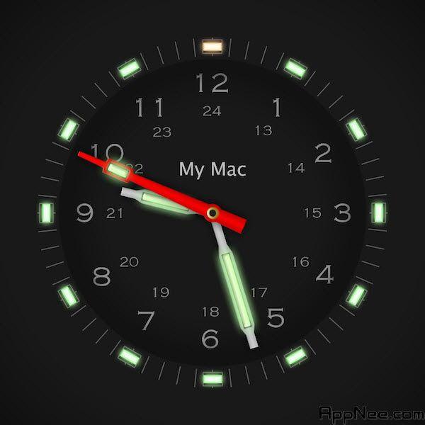 The ultimate clock screensaver for Mac