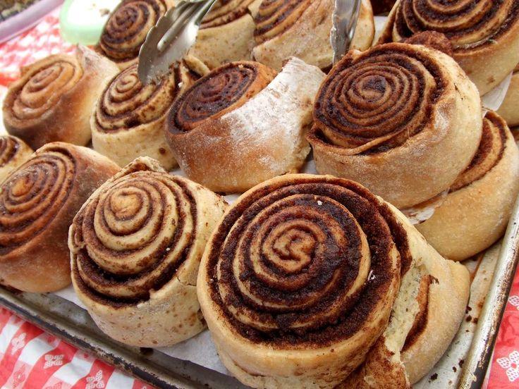 Cinnamon Roll Day
