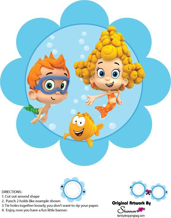 143 melhores imagens de bubble guppies no pinterest for Bubbles guppies da colorare