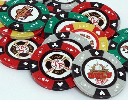 custom clay poker chips - Clay Poker Chips