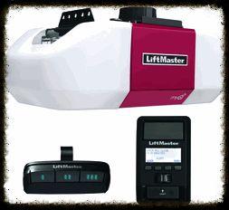 LiftMaster 8550W Elite Series DC Battery Backup Belt Drive WiFi Garage Door Opener