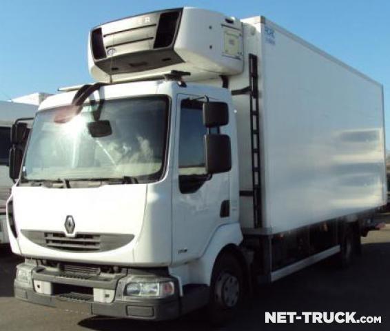 Camion RENAULT Midlum 190.10 Caisse frigorifique