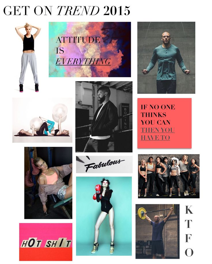 Activewear Trends 2015