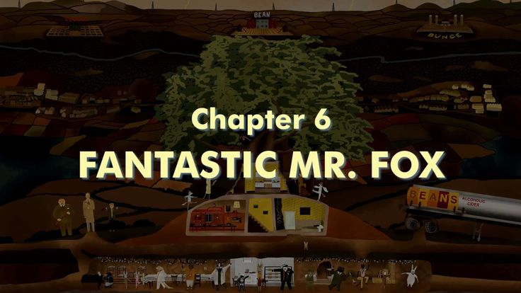 The Wes Anderson Collection Chapter 6: Fantastic Mr. Fox