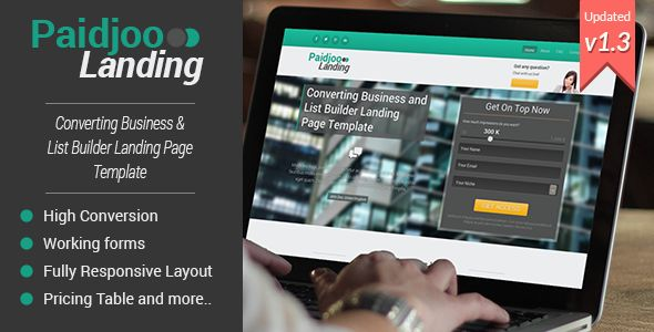 Deals Paidjoo | Business & List Builder Landing Pageonline after you search a lot for where to buy