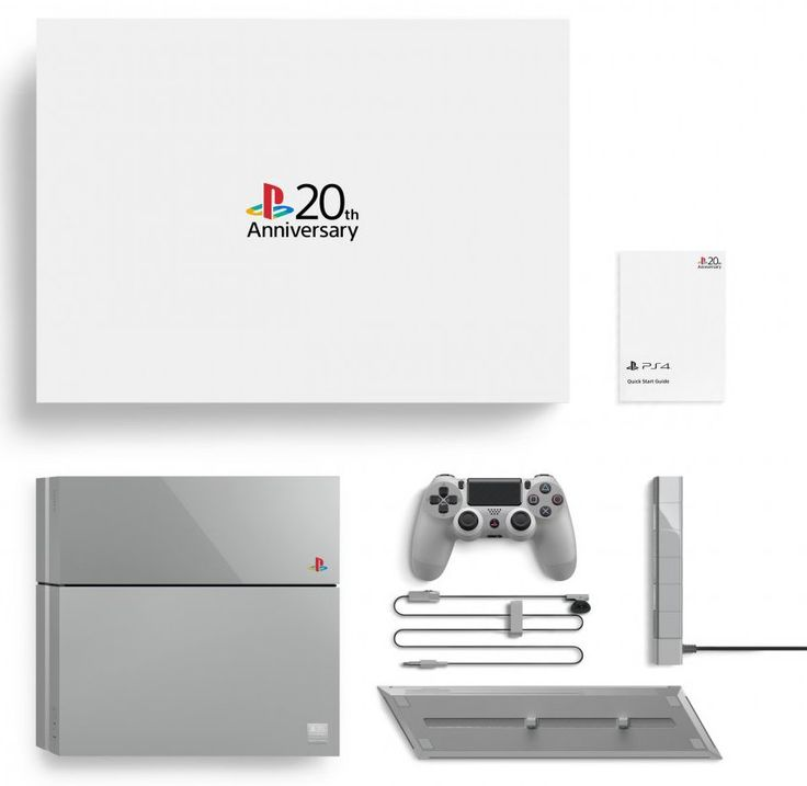 Sony PS4 20th Anniversary Edition