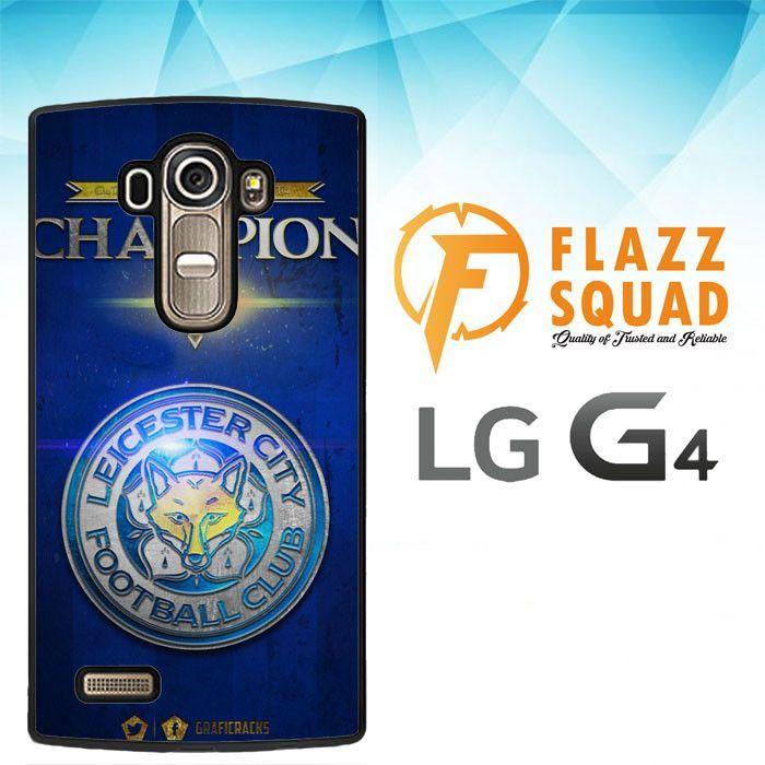 LEICESTER CITY FOOTBALL CLUB W4267 LG G4 Case