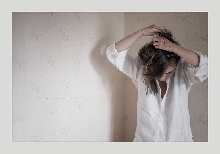 Hairpins wanted to gather ideas. © Cristina Mesturini 2015