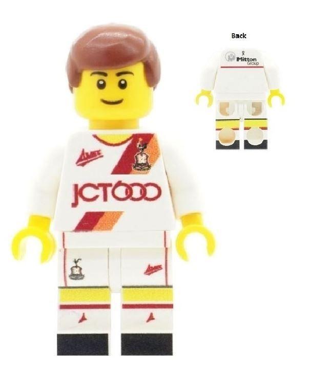 Bradford City BCAFC Football Fan Supporter Away Kit 2016