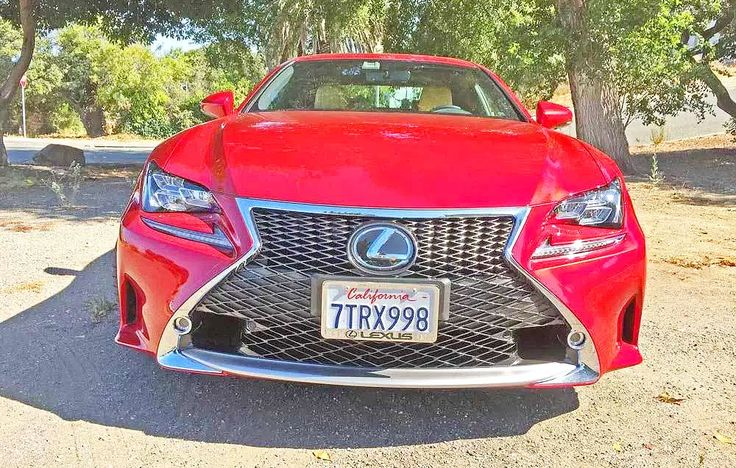 2019 Lexus RC 350 Features, Specs and Performance