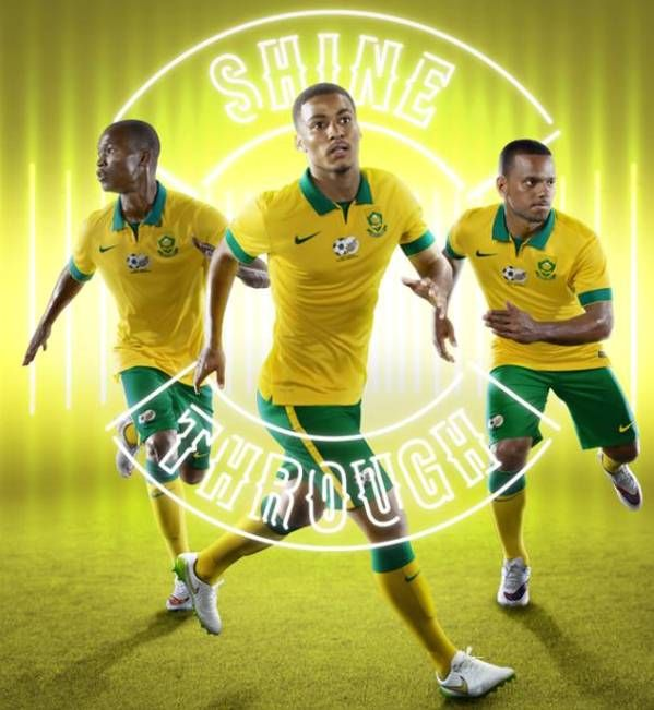 New Bafana 2015 Kit