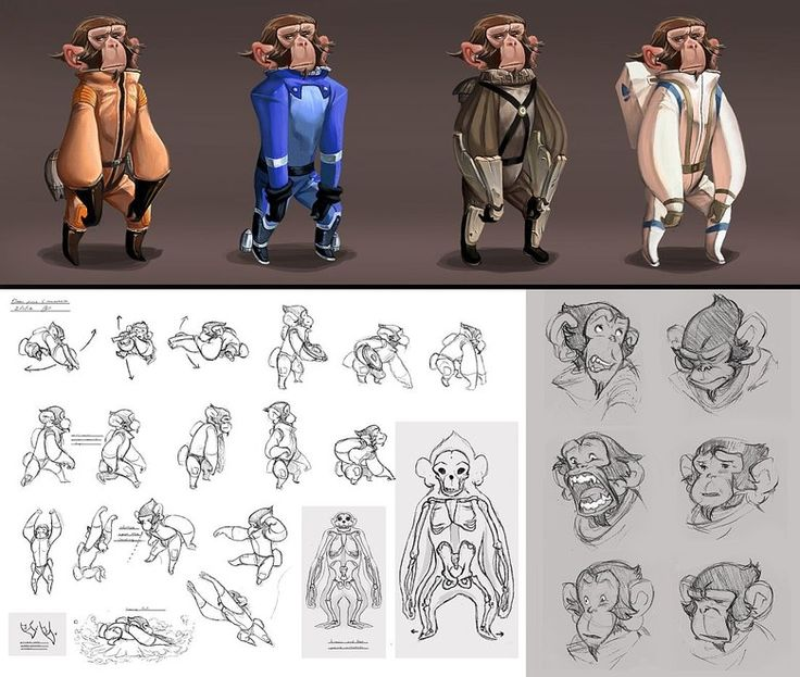 Best Character Design Portfolio : Best images about model sheets character development